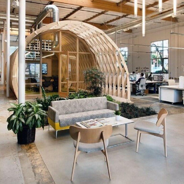 Seis tendencias en diseño de oficinas