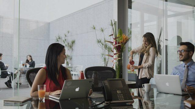 Espacios de coworking: investigación demuestra