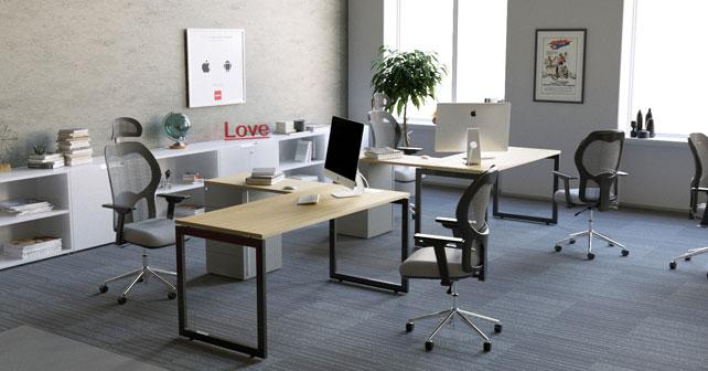 Tendencias en mobiliario de oficina