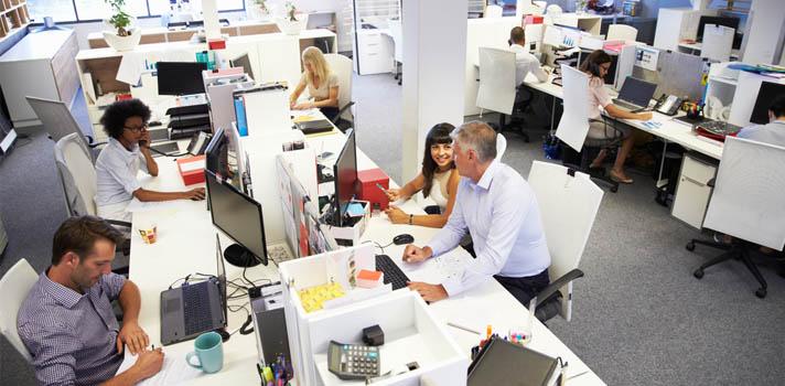 5 FORMAS DE AUMENTAR LA PRODUCTIVIDAD EN LA OFICINA