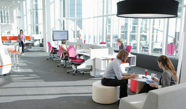 Cinco zonas que todas las oficinas necesitan
