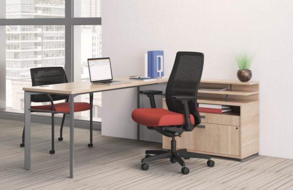 Mercado Muebles de Oficina 2021