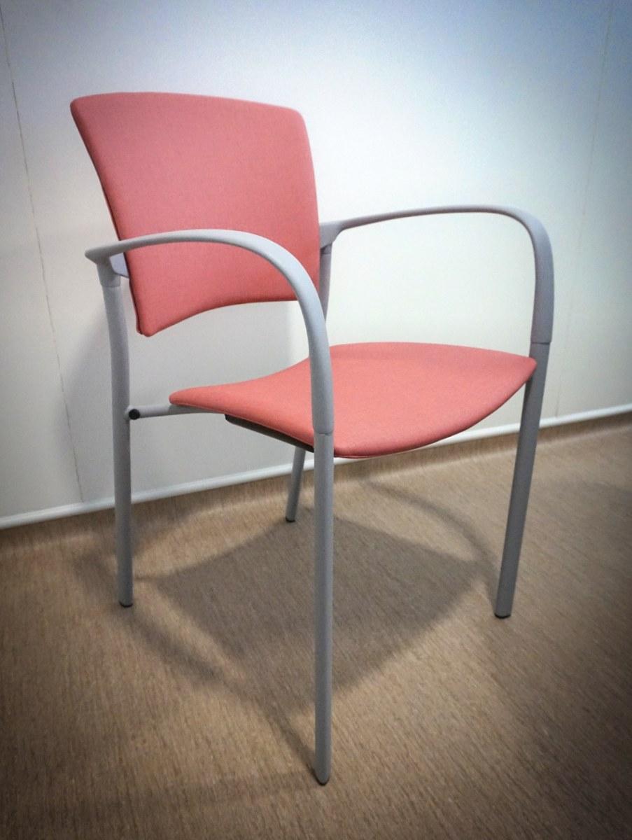 sillas eina de enea tapizadas en tela personalizada para cliente acabados