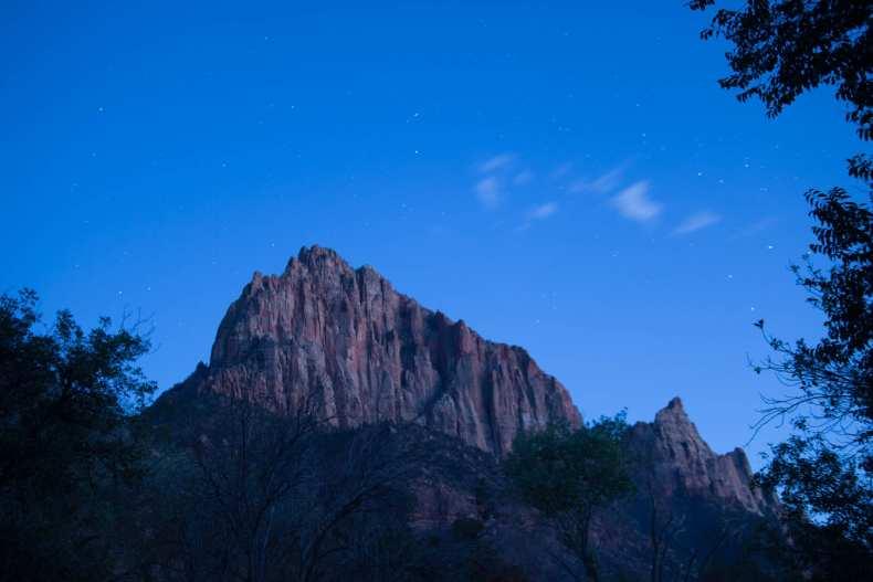 USA, Utah, Zion Nationalpark