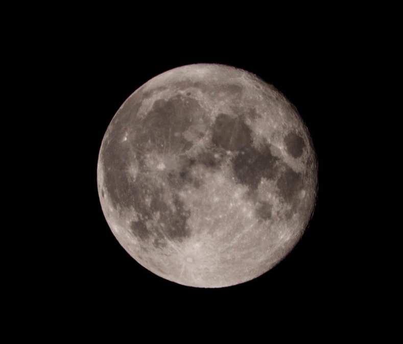 moon, nightshoot