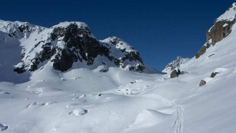Lochberg, Skitour, Switzerland, Uri