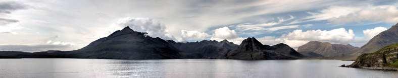Cullins, Elgol, Isle of Skye, Scotland, UK