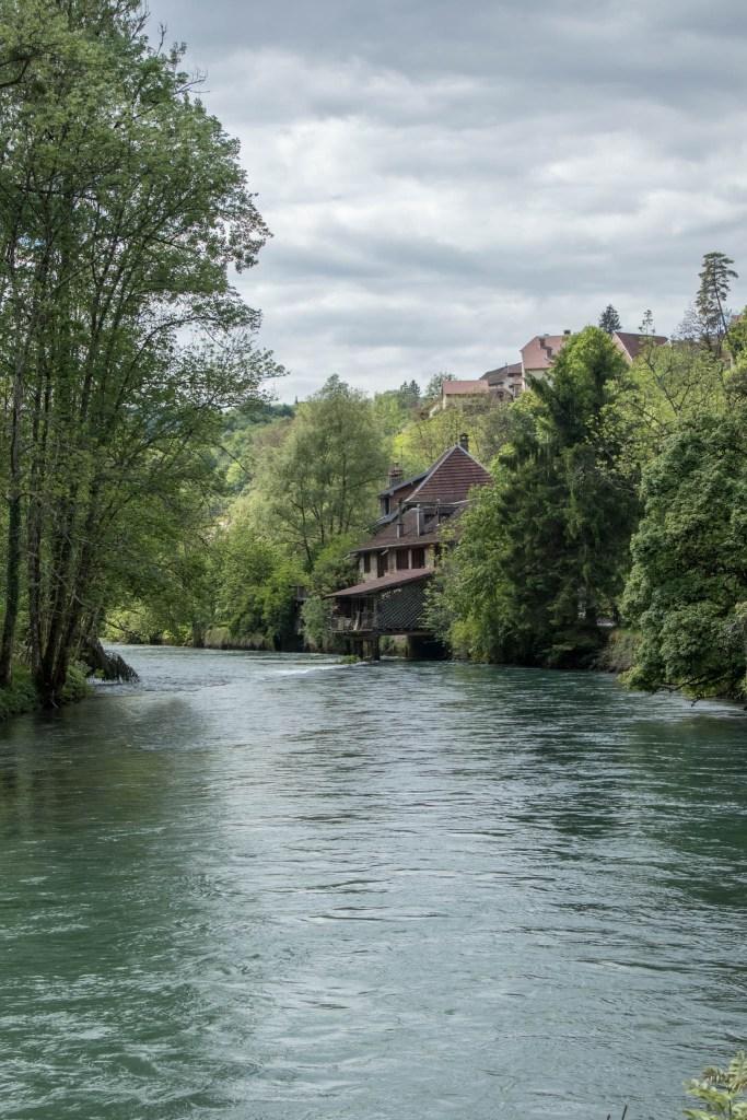 France, Mouthier-Haute-Pierre