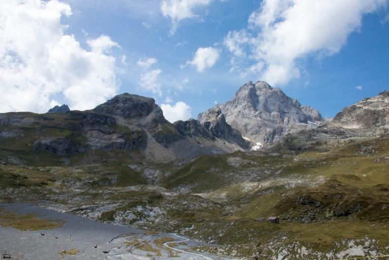 Schweiz, Uri, Wandern, Windgällenhütte