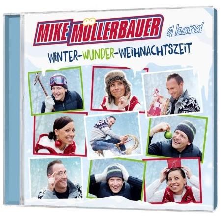 Winter-Wunder-Weihnachtszeit CD