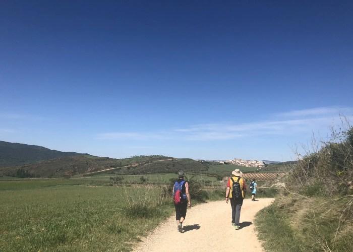 Wanderreise Jakobsweg Camino Frances