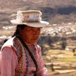 De Arequipa a Chivay – Cañón del Colca, Perú