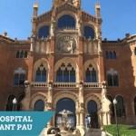 Nuestra visita al antiguo Hospital de Sant Pau