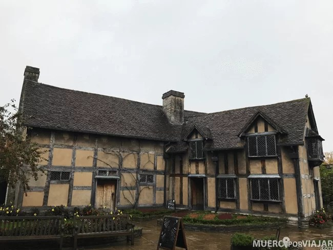 Casa Natal de William Shakespeare - Stratford-upon-Avon