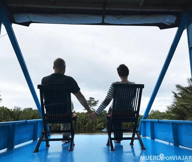 Un viaje inolvidable, nos encantó poder disfrutar de la tranquilidad