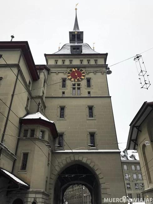 La Torre de la Prisión o Kafigturm