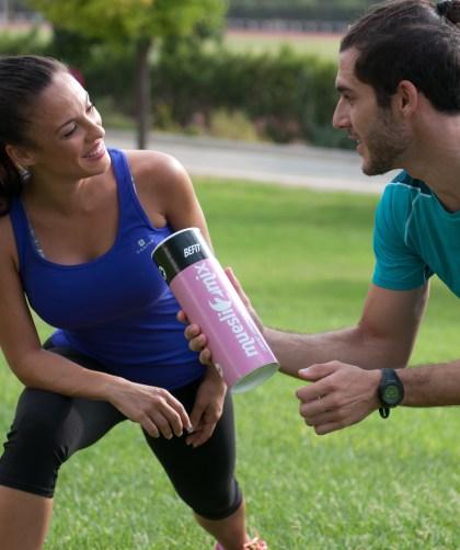 El Muesli como fuente de energía para deportistas
