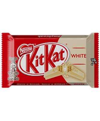 KITKAT WHITE gratis