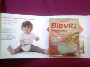 muestra gratis cereales Blemit 5 cereales