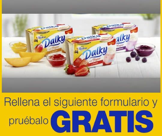 Cupón descuento 2019 Dalky Yogurt