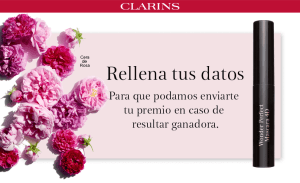 muestras gratis clarins