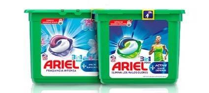 Probar gratis Ariel