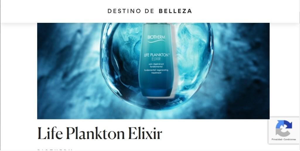 muestra gratis Destino Belleza