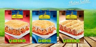 prueba gratis lasana y canelones carretilla
