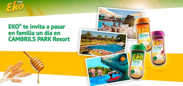 Eko te invita a Cambrils Park Resort