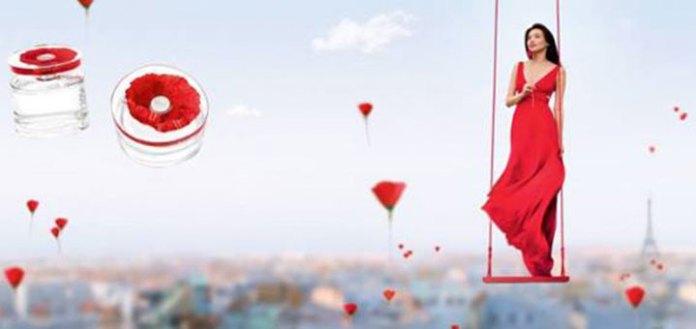 muestras gratis de Flower in the air