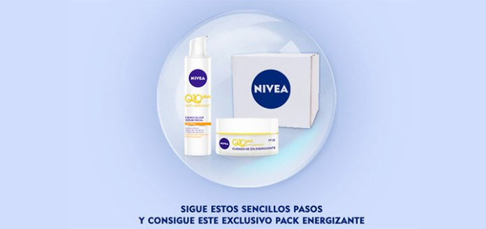 gana un pack exclusivo de nivea