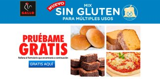 Prueba gratis Harina Sin Gluten Gallo