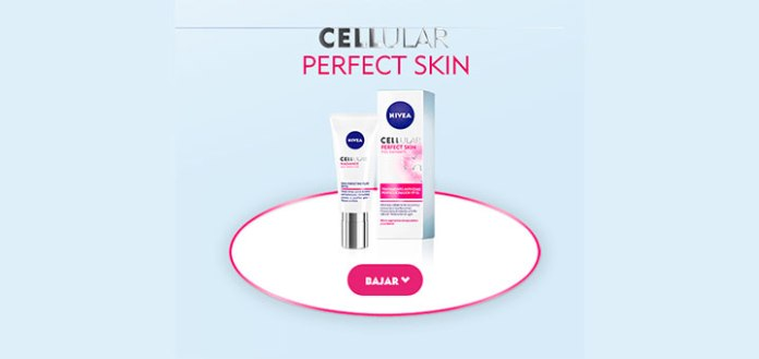 muestras gratis Nivea Cellular Perfect Skin