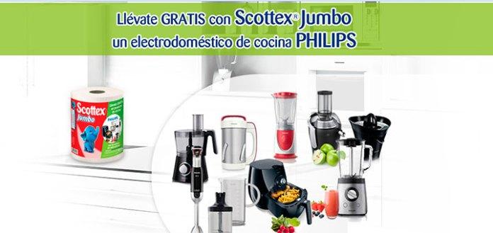 Gana un electrodoméstico de cocina Philips
