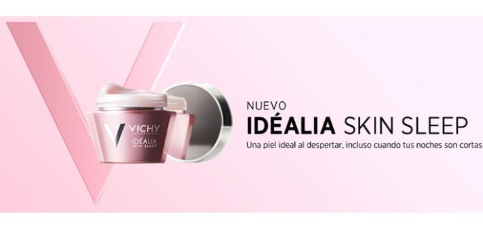 Muestras gratis de Idealia Skin Sleep