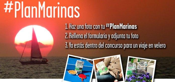 Patatas Marina sortea un viaje en velero
