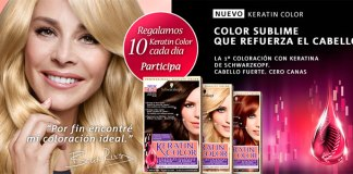 Prueba gratis Keratin Color