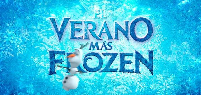 el verano mas frozen