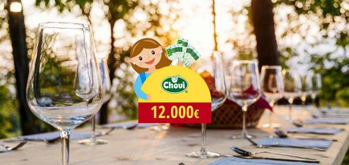 Gana 12.000 euros con Chovi