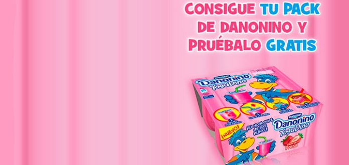 Prueba gratis Danonino YoguDino