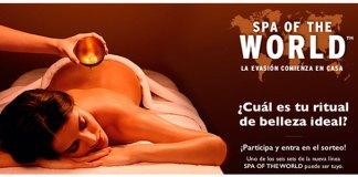 Gana un set Spa of the World con Body Shop