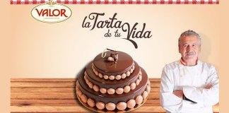 Consigue la tarta de tu vida con Chocolates Valor