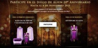 Consigue Alien Eau de parfum