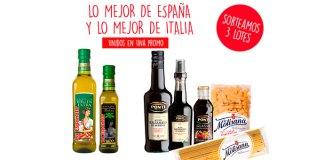 La Española sortea 3 lotes de productos