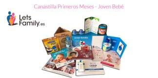 Consigue Canastilla Joven bebé Let's Family