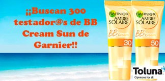Prueba gratis BB Cream Sun de Garnier