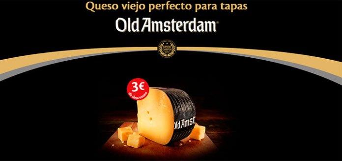3€ de descuento en Old Amsterdam