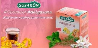 Gana muestras Adelgasana Susaron