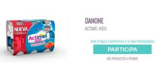 Prueba gratis Actimel Kids