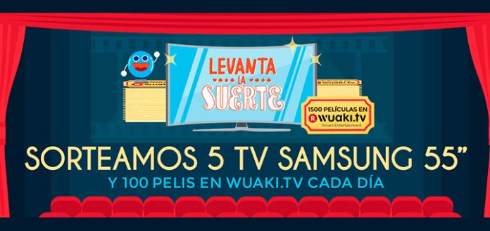 Danone sortea 5 TV Samsung 55